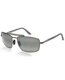 Maui Jim Polarized Sunglasses, 224 Manele Bay