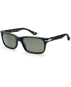 PERSOL Sunglasses, P03048S (58)P in Black/Grey