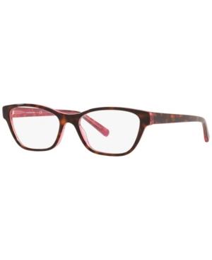EC2001 Women's Square Eyeglasses