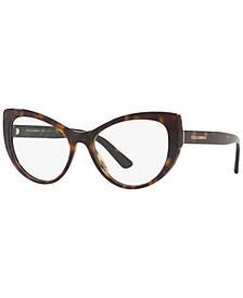 DG3285 Women's Cat Eye Eyeglasses