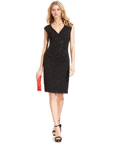 Gold Dresses for Women - Macy\'s