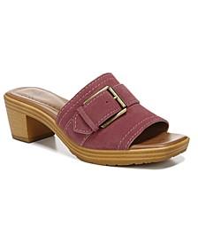 Women's Sienna Slides Sandals