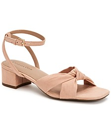 Vickayy Knot Dress Sandals, Created for Macy's
