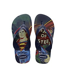Kids Max Heroes Flip Flop Sandals