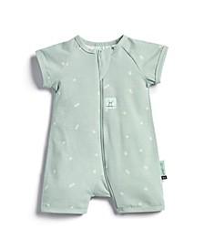 Baby Boys and Girls 0.2 Tog Short Sleeve Pajamas