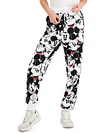 Juniors' Mickey Mouse Jogging Pants