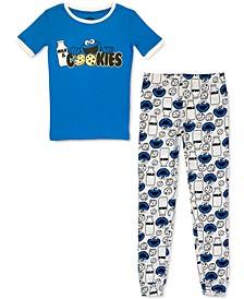 Big Kid Cookie Family Monster Pajama Set