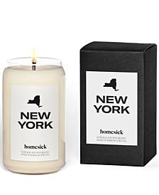 New York Candle, Pumpkin & Cinnamon Scented