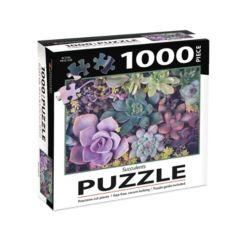 Lang Succulents 1000 Pc Puzzle