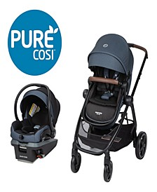 Zelia 2 Max Travel System with Mico Max 30
