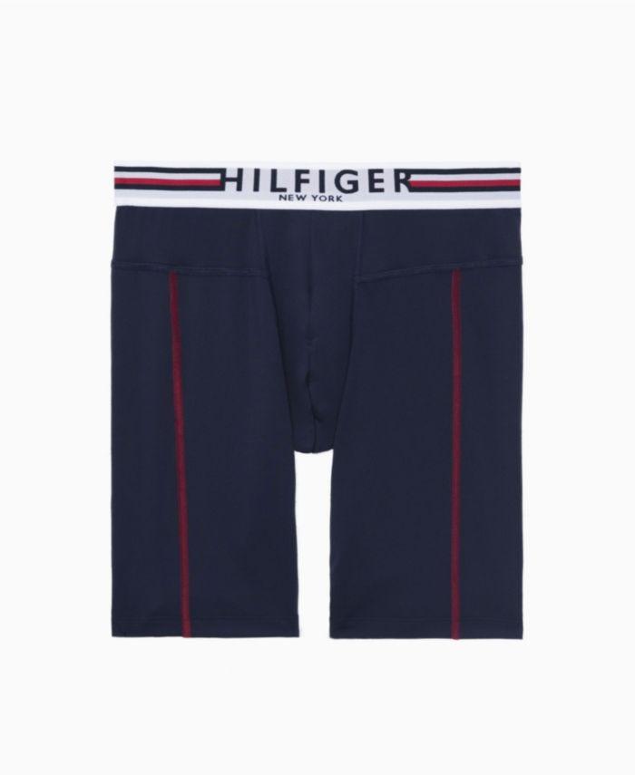 Tommy Hilfiger Men's Hilfiger Micro Long Boxer Brief & Reviews - Underwear & Socks - Men - Macy's