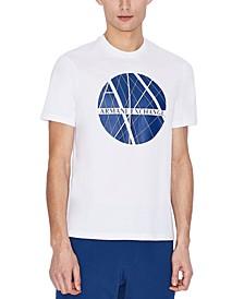 Men's Center Circle Graphic T-Shirt