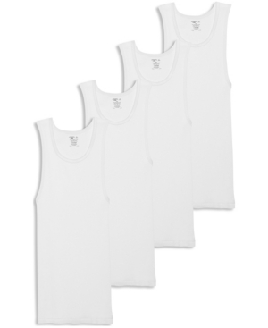 Men's Cotton A-shirt Tank Top