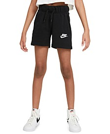 Big Girls Sportswear Club French Terry Shorts