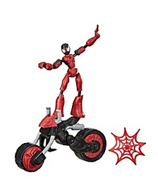Marvel Bend and Flex, Flex Rider and 2-In-1 Motorcycle