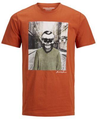 Men's Skull T-shirt