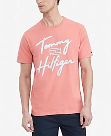 Tommy Hilfiger Men's Boulevard Logo Graphic T-Shirt
