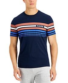 Men's Sunset Stripe T-Shirt