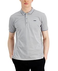 Men's Slim-Fit Dinoso212 Reverse Logo Polo Shirt