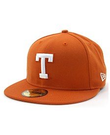 New Era Texas Longhorns 59FIFTY Cap
