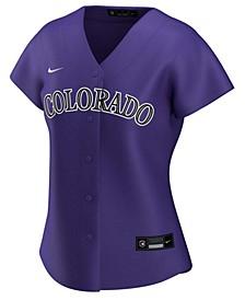 Women's Colorado Rockies Official Replica Jersey