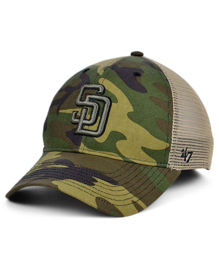 '47 Brand San Diego Padres Camo Branson MVP Cap & Reviews - MLB - Sports Fan Shop - Macy's