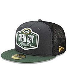 Green Bay Packers 2021 Draft 59FIFTY Cap