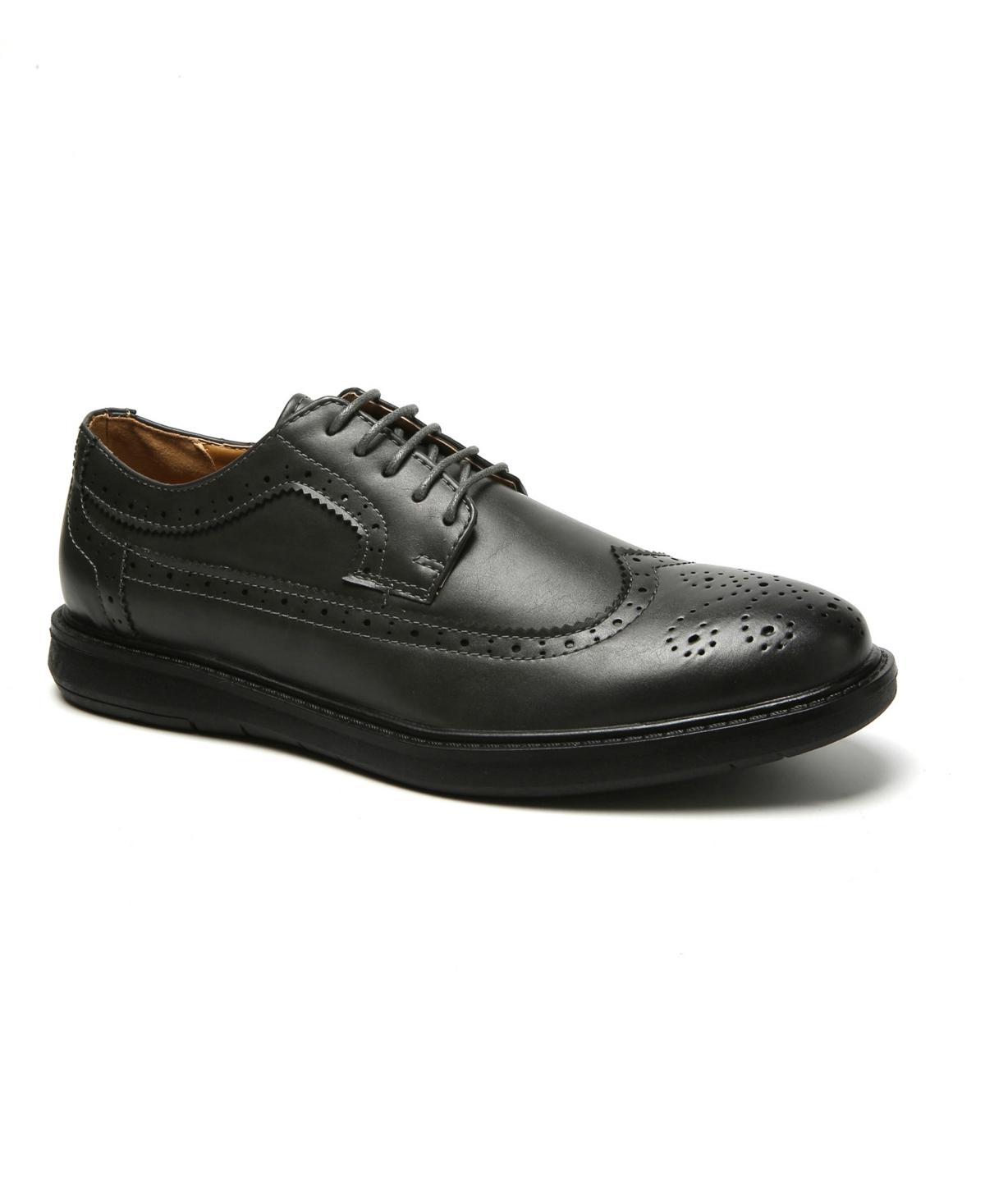 Aston Marc Men's Wingtip Oxfords Shoes Men's Shoes