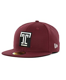 Temple Owls 59FIFTY Cap