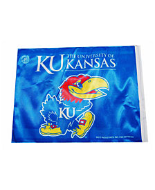 Rico Industries  Kansas Jayhawks Car Flag