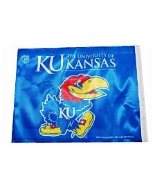 Rico Industries  Kansas Jayhawks Car Flag