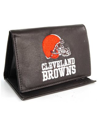 Rico Industries Cleveland Browns Trifold Wallet
