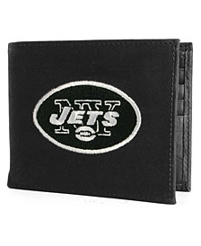 Rico Industries New York Jets Black Bifold Wallet