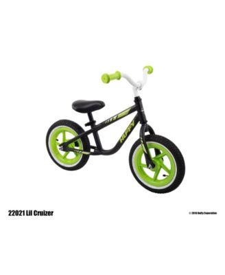 Huffy 12-Inch Lil Cruizer Balance Bike for Kids