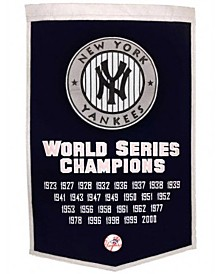 Winning Streak New York Yankees Dynasty Banner