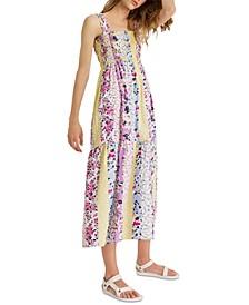 Ekeze Cotton Maxi Dress