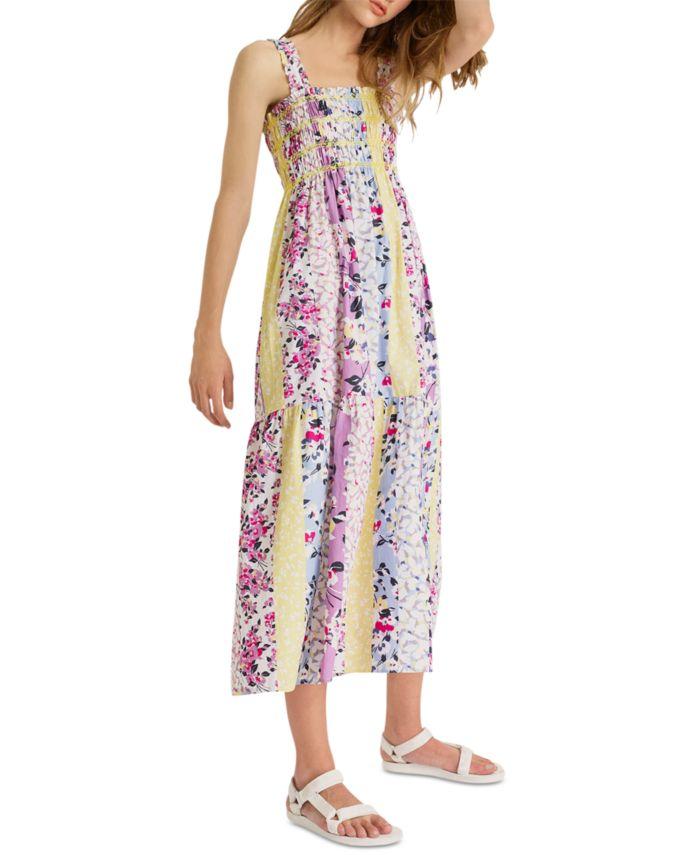 French Connection  Ekeze Cotton Maxi Dress & Reviews - Dresses - Women - Macy's