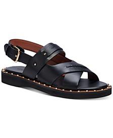 Gemma Studded Sandals
