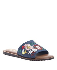 Women's Sun Kissed Slide Sandals