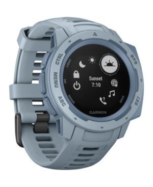 Unisex Instinct Sea Foam Silicone Strap Smart Watch 23mm