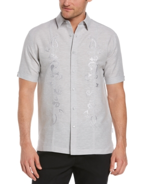 Men's Paisley Panel Shirt