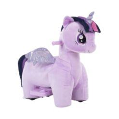 Huffy My Little Pony Twilight Sparkle Plush Quad, 6V