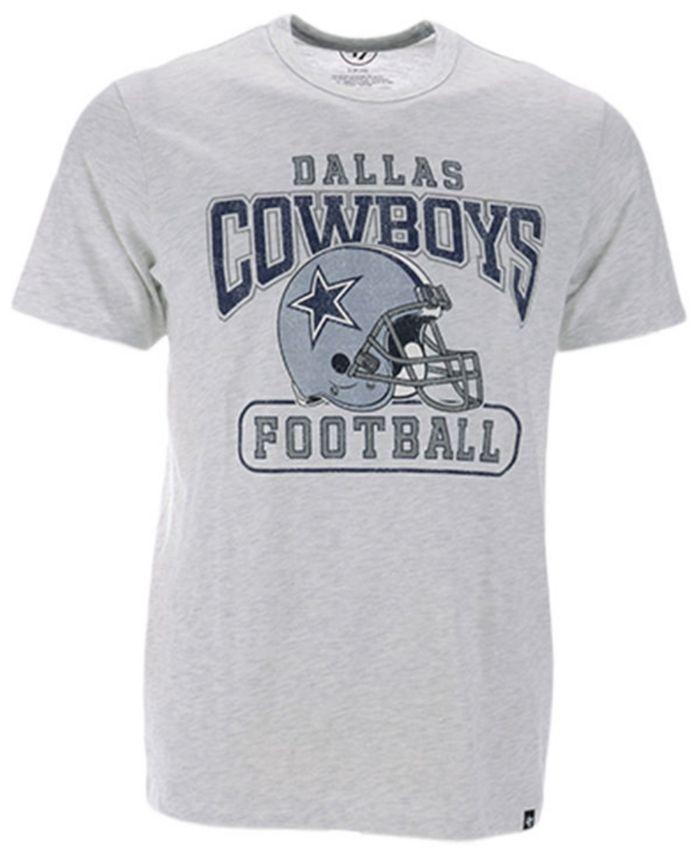 '47 Brand Dallas Cowboys Men's Platform Franklin T-Shirt & Reviews - NFL - Sports Fan Shop - Macy's