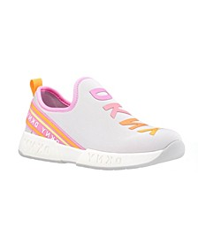 Little Girls Maddie Slip-On Sneakers
