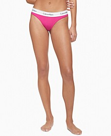 Calvin Klein Women's Modern Cotton Brazilian Bikini Underwear QF5981