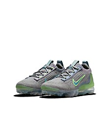 Big Boys Air VaporMax 2021 Flyknit Casual Sneakers from Finish Line