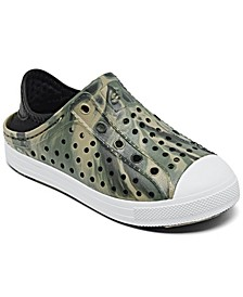 Toddler Boys Foamies Guzman Steps - Camo Casual Sneakers from Finish Line