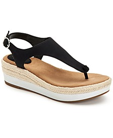Balii Platform Wedge Sandals, Created for Macy's
