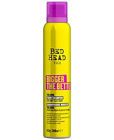 Bed Head Bigger The Better Volume Foam Shampoo, 6.8-oz., from PUREBEAUTY Salon & Spa