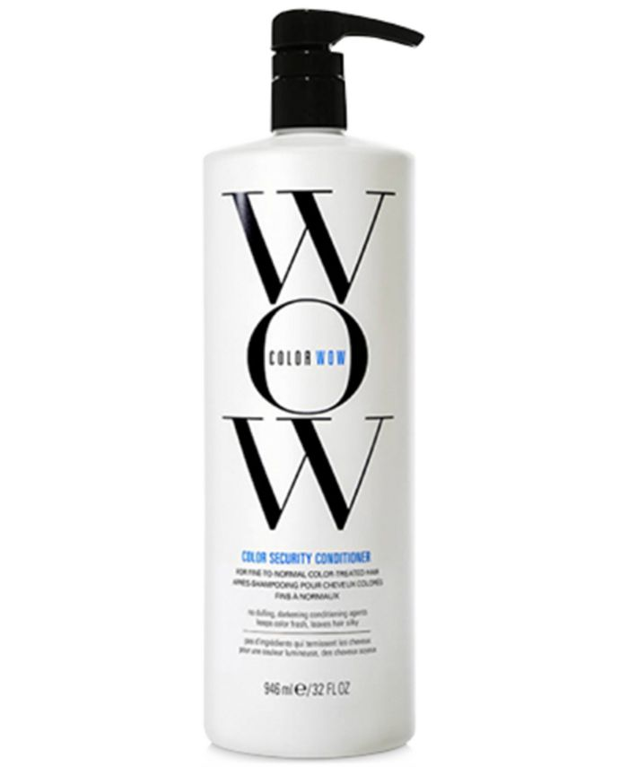 COLOR WOW - Color Security Conditioner For Fine-To-Normal Hair, 33.8-oz.